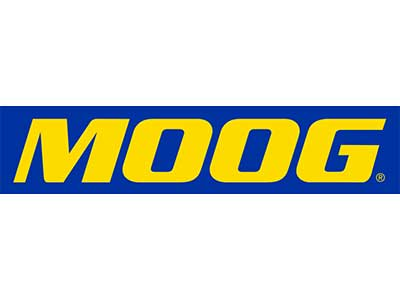 Moog Logo at Gunners Garage