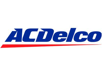 AC Delco Logo at Gunners Garage