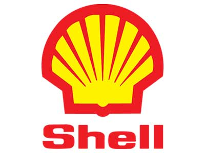 Shell Oil Logo at Gunners Garage